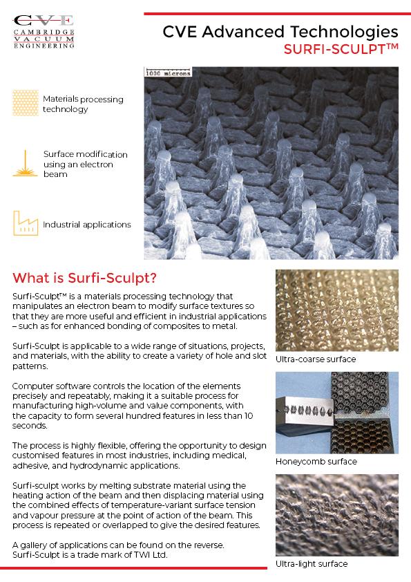 Surfi-Sculpt