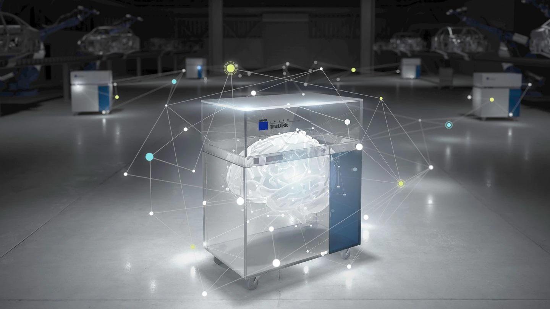 TRUMPF TruDisk Laser Helps CVE Enter New Market